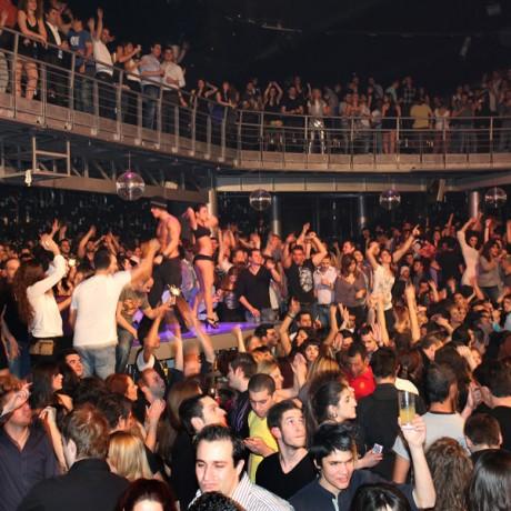 Venue, Athens 2009