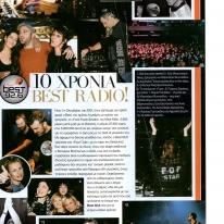 10 YEARS BEST RADIO - Alexandros Christopoulos