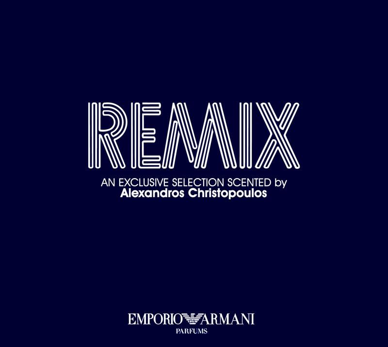 REMIX by EMPORIO ARMANI