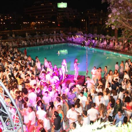 Hilton Pool, Athens 2009