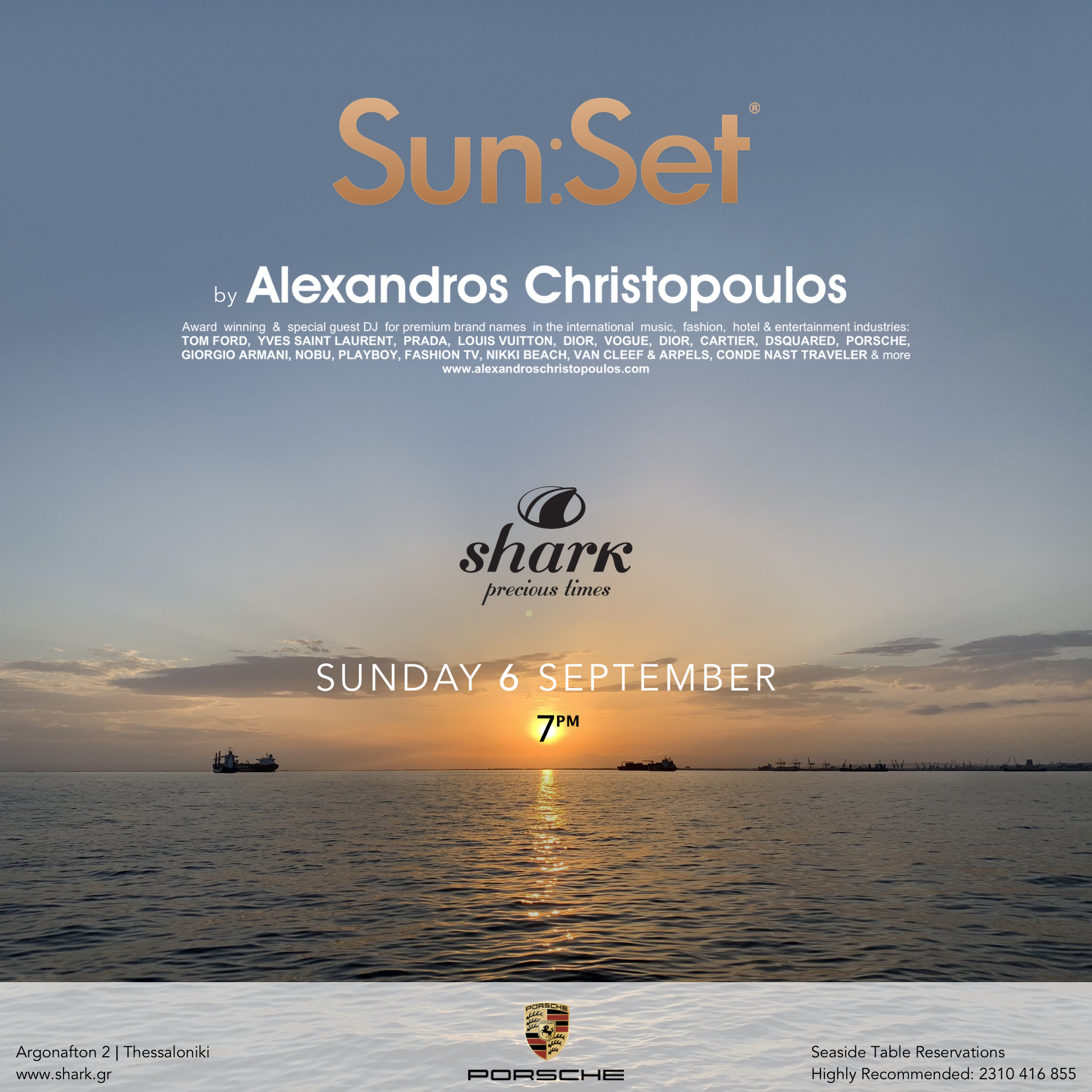Sun:Set ® SHARK (Thessaloniki)